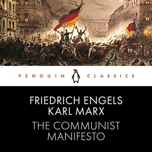 Couverture de The Communist Manifesto
