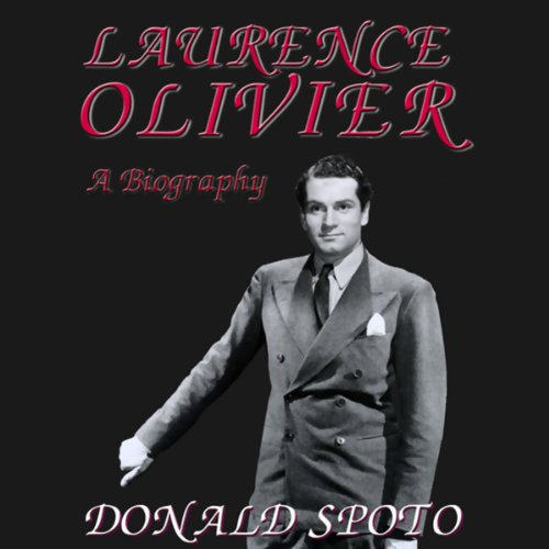 Laurence Olivier audiobook cover art
