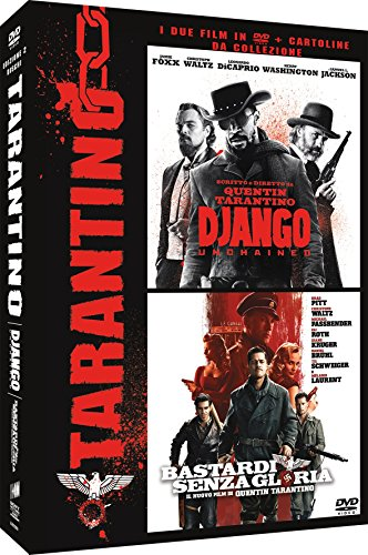 Quentin Tarantino Boxset (Ltd CE) (2 Dvd))