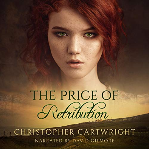 The Price of Retribution audiobook cover art