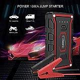 Zoom IMG-1 yaber avviatore batteria auto 1600a
