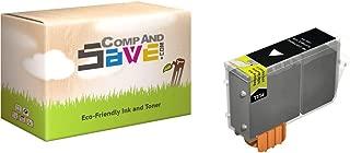 CompAndSave Replacement for Canon MultiPASS F80 Printer Inkjet Cartridge, Canon BCI-3eBK Black Ink Cartridge