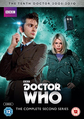Doctor Who - Complete Series 2 Box Set (Repack) (6 DVDs)