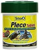 Tetra Pleco Tablets, Grünfutter-Tabletten mit einem hohen Anteil an Spirulina-Algen