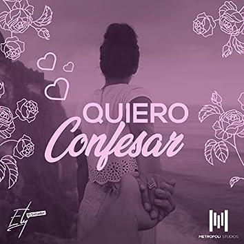 Quiero Confesar