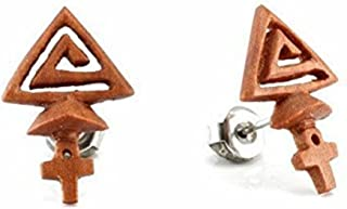 WildKlass Cameleon Makerpin Earring Studs