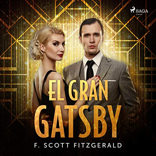 『El Gran Gatsby』のカバーアート