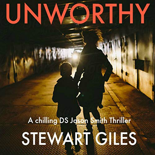 Unworthy audiobook cover art