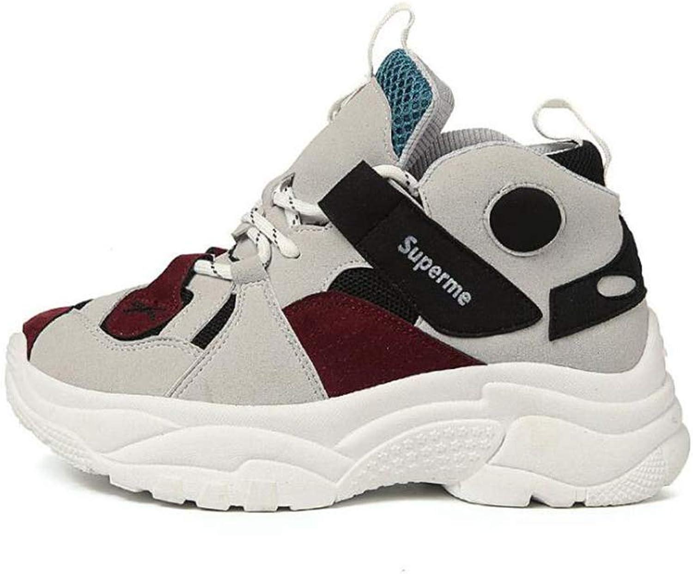 Women's shoes,Casual shoes,Non-Slip wear Running shoes, Platform Sneaker, Jogg