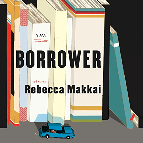 The Borrower audiobook cover art