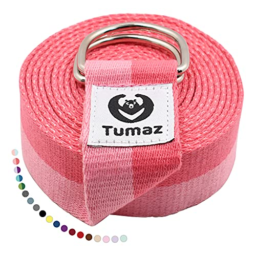 Tumaz Yoga Strap/Stretch Bands