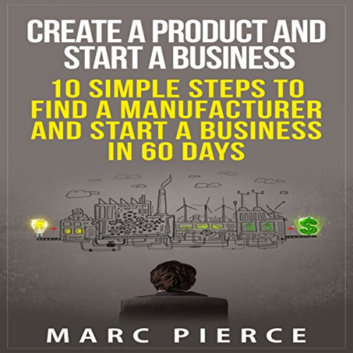 Create a Product and Start a Business audiobook cover art