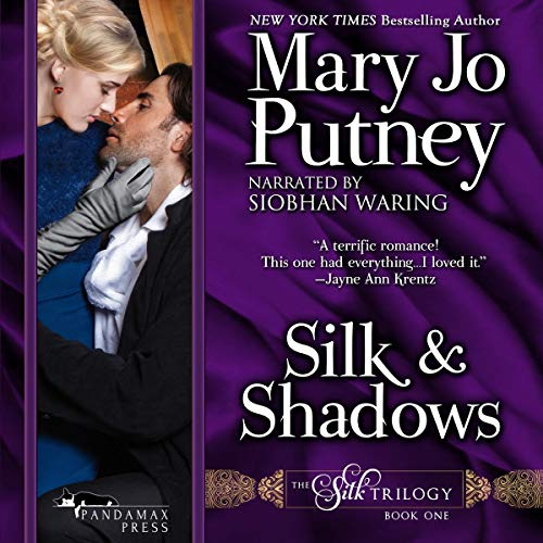 Silk and Shadows  By  cover art
