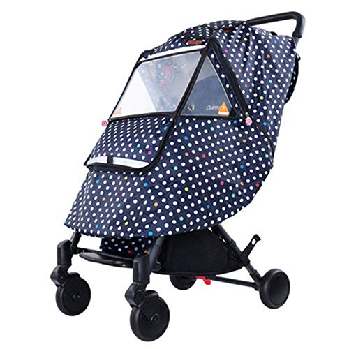 Baby-auto regenhoes winter kinderwagen universele kinderwagen regenjas voorruit verwarmen de voorruit Artefakt kinderwagenscherm paraplu