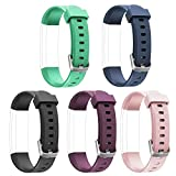 Fitness Tracker IP67 / ID115 HR Plus Fitness Smart Bracelet Replacement Bands