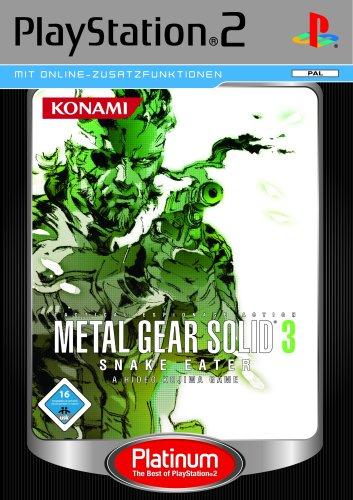 Metal Gear Solid 3 - Snake Eater [Platinum]