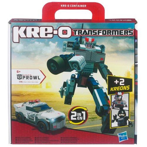KRE-O - 306901010 - Jeu de Construction - Transformers - Prowl