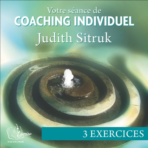 Couverture de Votre séance de coaching individuel