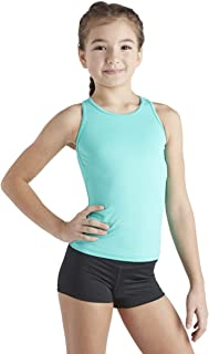 Liakada Girls Basic Tank Top – Dance, Gym, Yoga, Cheer!