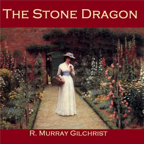 The Stone Dragon audiobook cover art