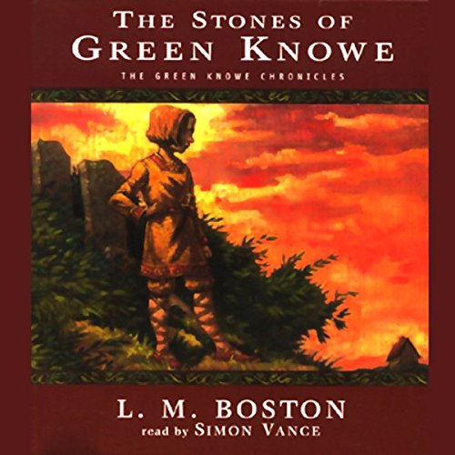 The Stones of Green Knowe audiobook cover art