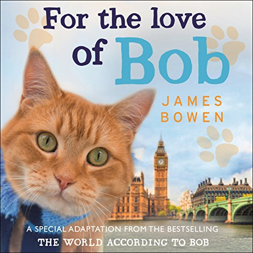 For the Love of Bob audiobook cover art
