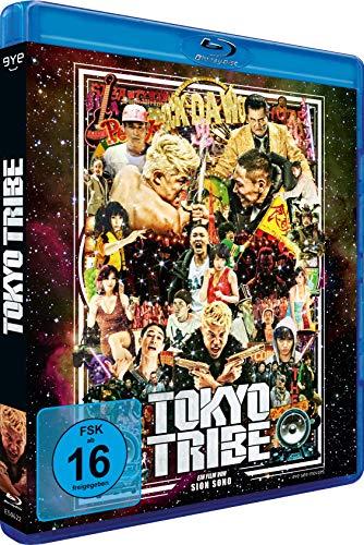 Tokyo Tribe -The Movie - OmU - [Blu-ray]