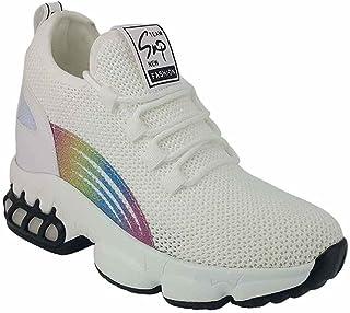 Guja 3102 Günlük Bayan Sneaker Ayakkabı-Beyaz