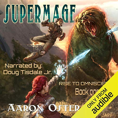Supermage cover art