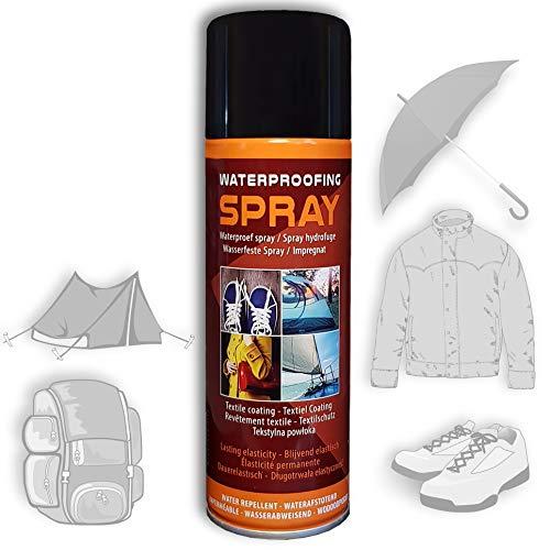 Imperméabilisant Pour Chaussures, Anti Pluie Humidité Textiles Camping Tentes Voiles 300 ml