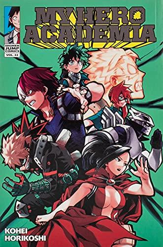 My Hero Academia, Volume 22