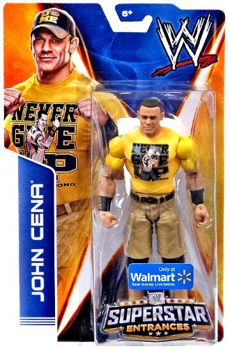 WWE Superstar Entrances John Cena