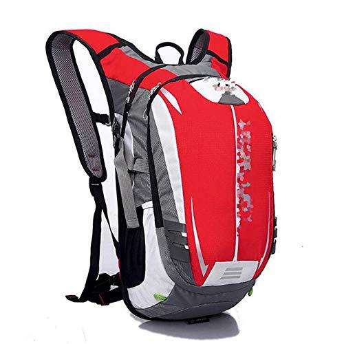 Hmj Rugzak voor fiets, mountainbike, fiets, grote capaciteit, waterdicht, voor paardrijden, camping, rugzak