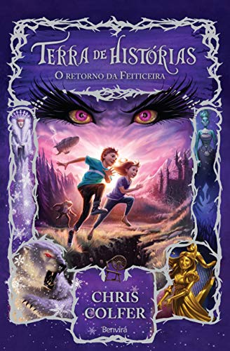 Terra de histórias 2: O retorno da feiticeira