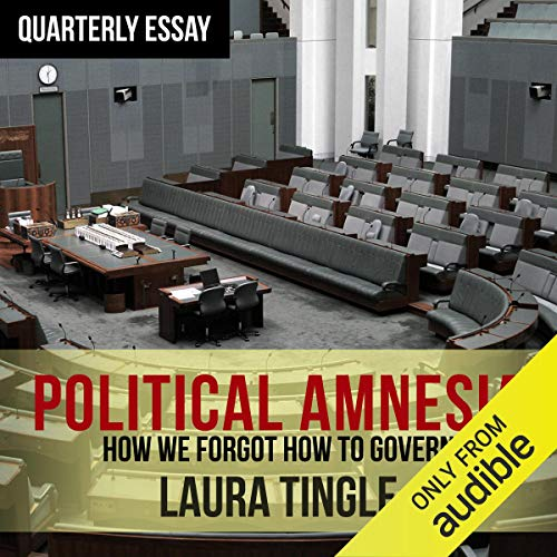 Quarterly Essay 60 audiobook cover art