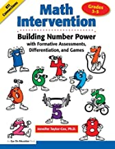 Math Intervention: Building Number Power With Formative Assessments, Differentiation, and Games, Grades 3-5 (Volume 2)