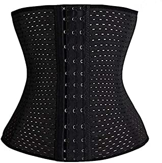 Women Waist Tummy Belt Body Shaper Waist Trainer lose weight Shaper Slim Belt Corset Bustier -Size