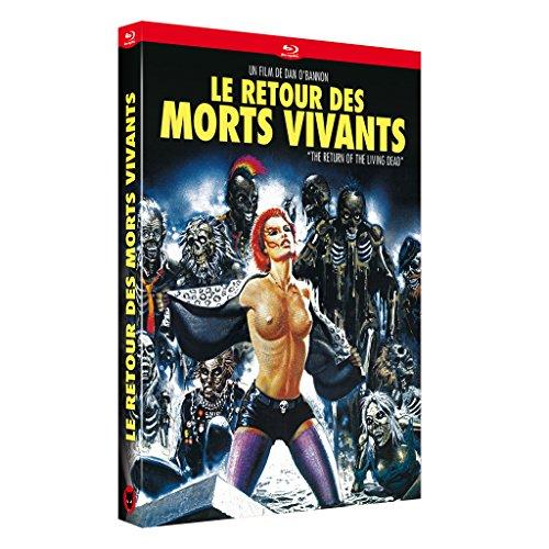 Le Retour des Morts Vivants [Combo Blu-Ray + DVD-Édition Limitée]
