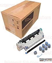 Printernet Solutions 12 Month Warranty, HP Laserjet 4250 4350 Fuser Maintenance Kit Q5421A/ with Installation Instructions and OUTRIGHT
