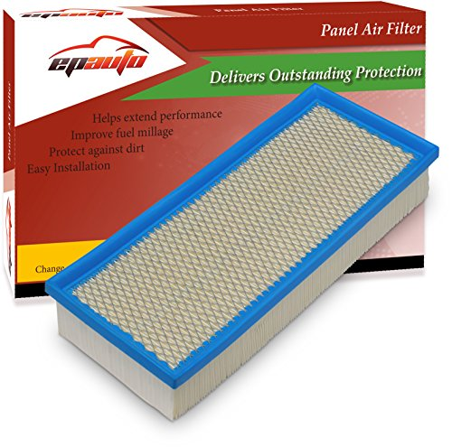 EPAuto GP450 CA11450 2013-2018 Replacement for Nissan Extra Guard Rigid Panel Air Filter for Altima L4 Sedan