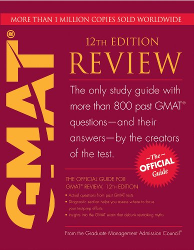 The Official Guide for GMAT Review (English Edition)