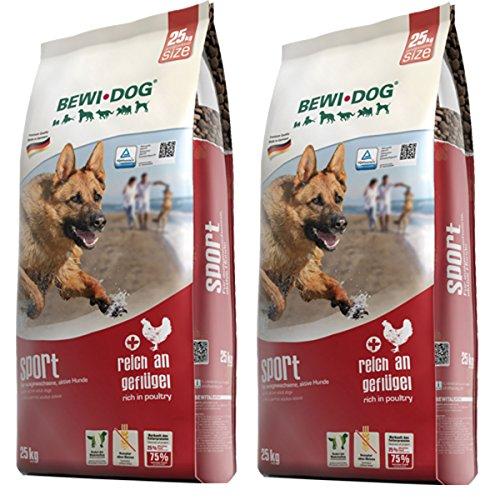 Bewi Dog 2 x 25 kg Sport