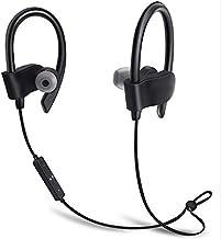 UZUMU® QC_11 Wireless Bluetooth Earphone Headphones Designed Headset for Mobile Phone Sports Stereo Jogger,Running,Gyming ...