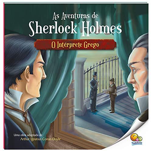 As aventuras de Sherlock Holmes: O intérprete grego