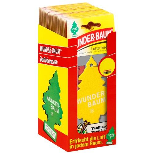 Wunderbaum Wunder-Baum 134205/24 Vanillaroma 1er Karte
