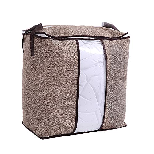 TG Large Storage Bags With Zips - Strong And Durable