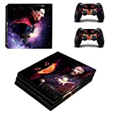okanhyeu PS4 Pro Skin and DualShock 4 Skin - Marvel Studios - PlayStation 4 Pro Vinyl Sticker for Console and Controller Skin