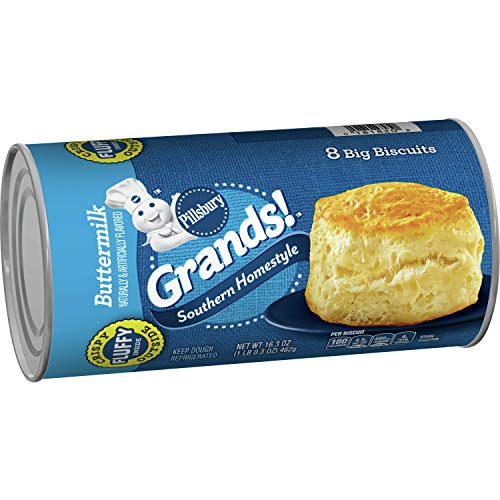 Pillsbury Grands!, Southern Homestyle, Buttermilk, 8 ct , 16.3 oz