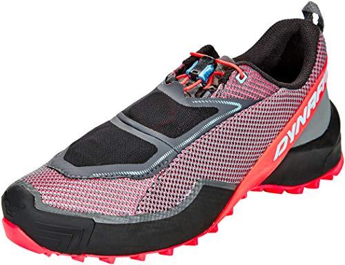 DYNAFIT Damen Speed MTN Schuhe, Quiet Shade-Fluo pink, UK 5.5