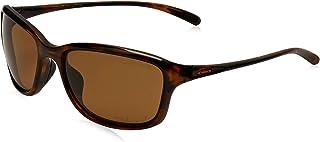 Women's She's Unstoppable 0OO9297 Polarized Round Sunglasses, TORTOISE, 57.01 mm
